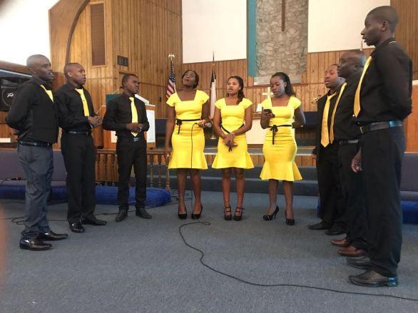 Youth Choir September 23